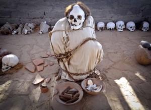 Best Backpacking Destination: Nazca, Peru