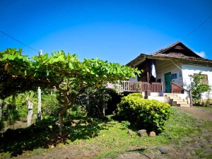 Finca Magdalena Ometepe Nicaragua Main Lodge